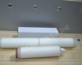PP折叠滤芯10寸 20寸 红色,白色垫圈