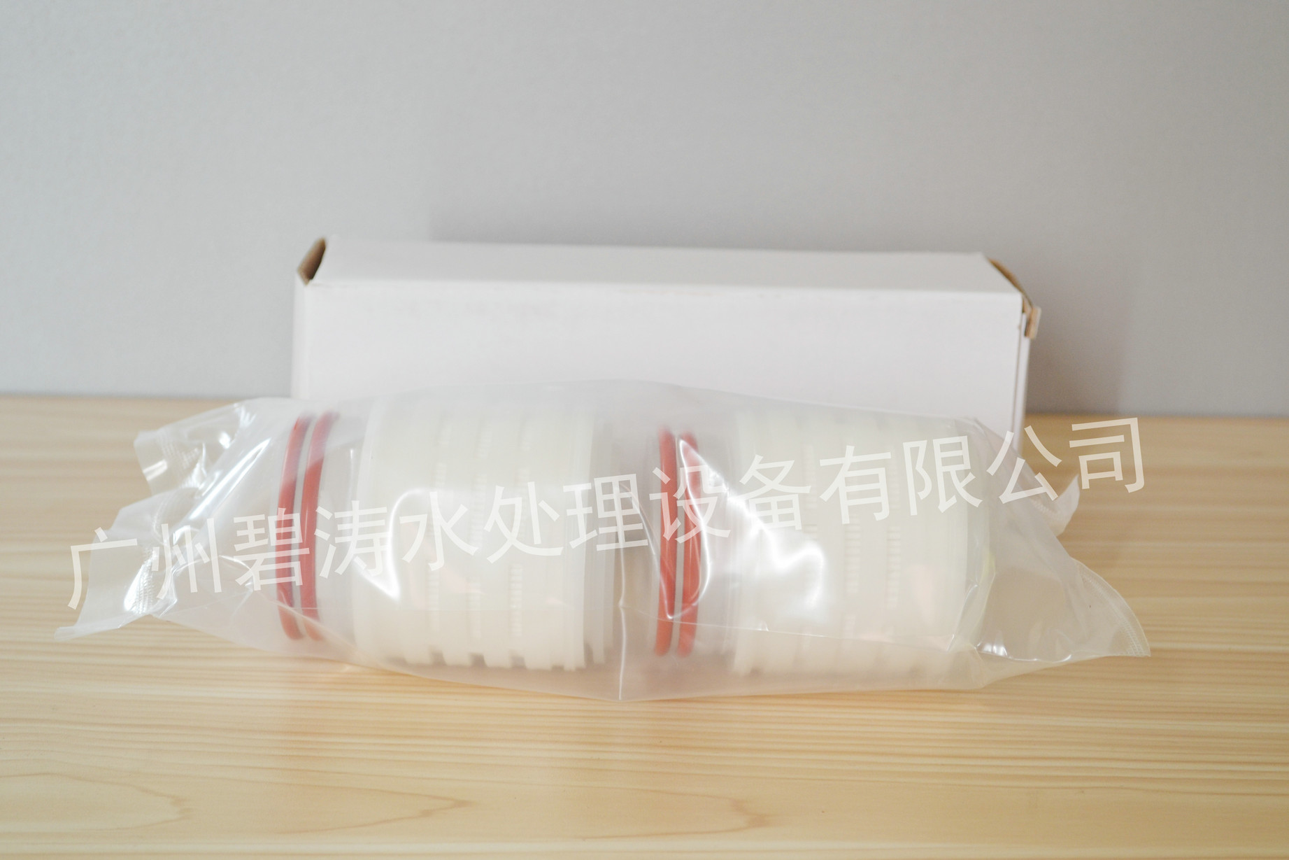 聚四氟乙烯空气除菌滤芯包装图