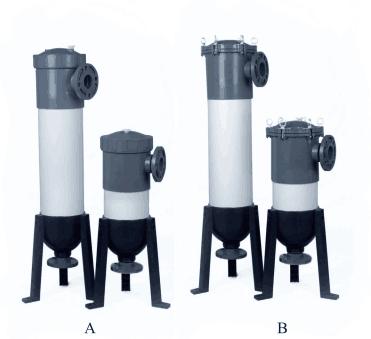 PVC过滤器|塑胶过滤机|UPVC袋式过滤器